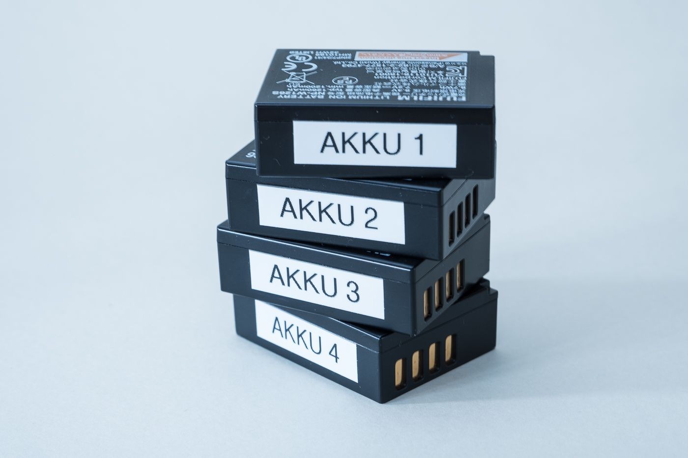 Akku-Vodoo: Akku-Management leicht gemacht