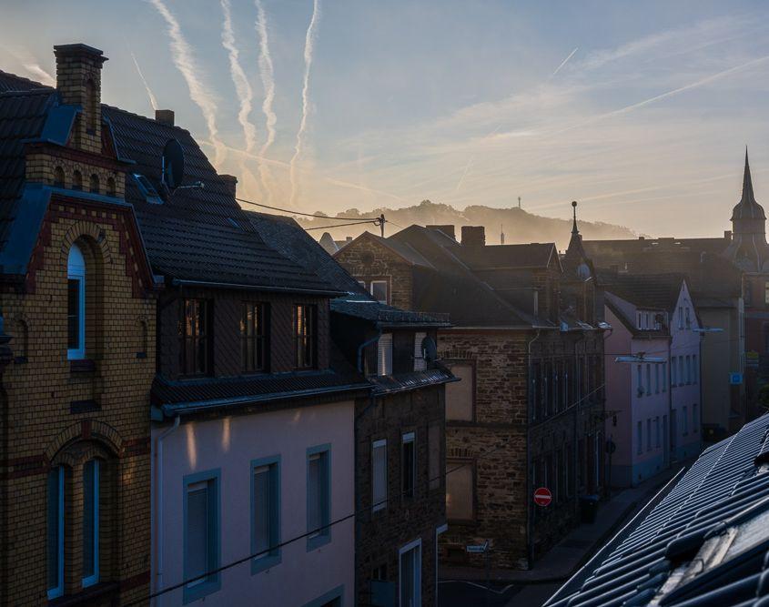 Bendorf morning view