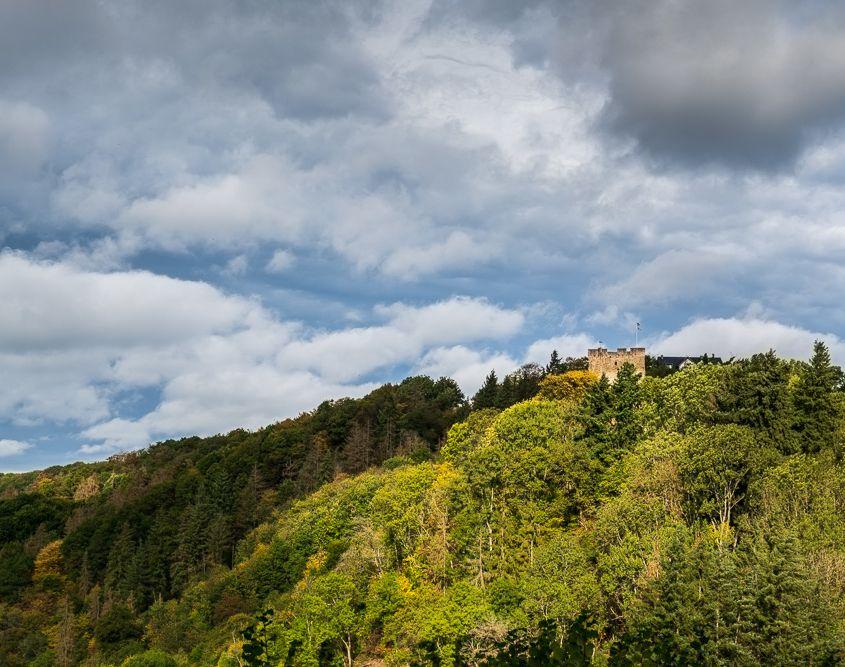 Schönes Wetter in Grenzau