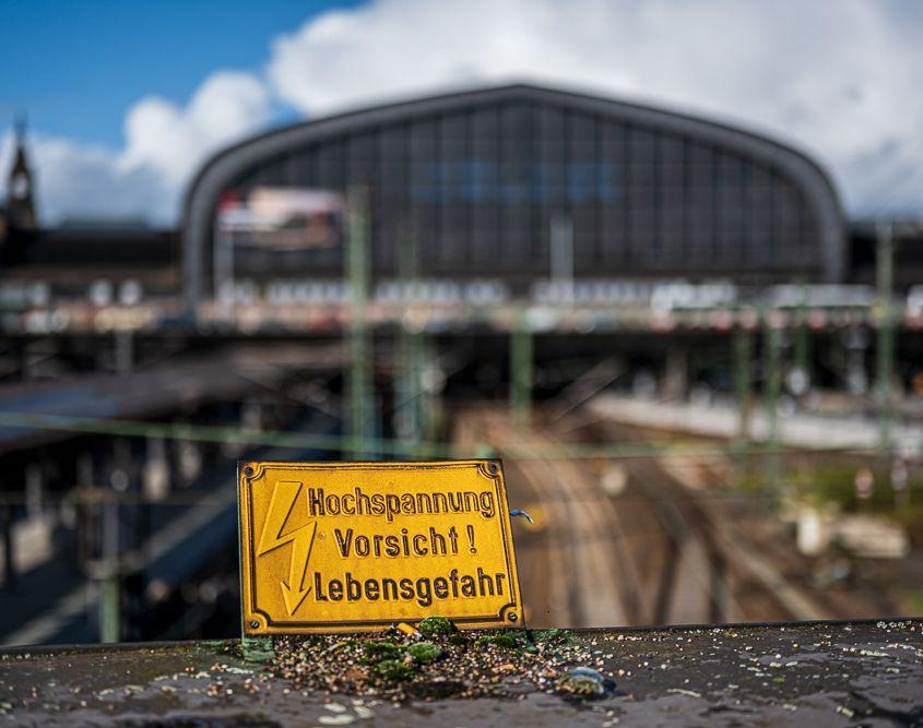 Hamburg Hochspannung