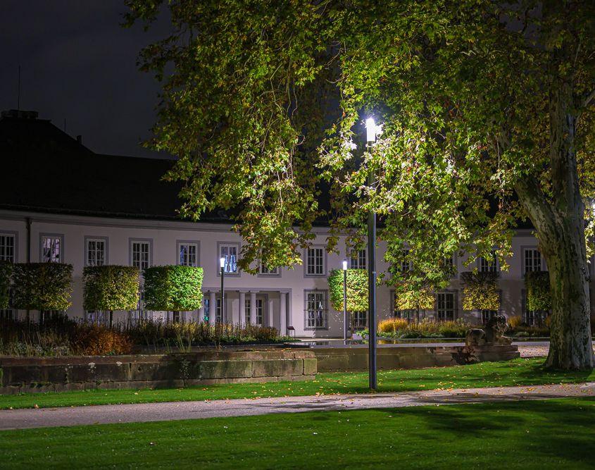 Am Kurfürstlichen Schloß Koblenz
