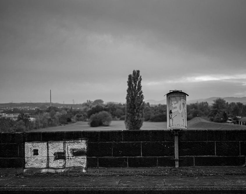 Monotony in black and white