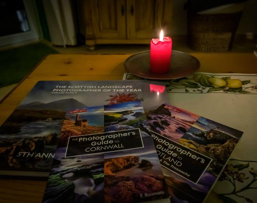 Neuer Lesestoff - oder ein Altar für Landschaftsfotografen?