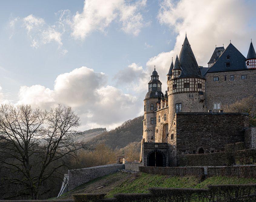 Schloss Bürresheim, Mayen