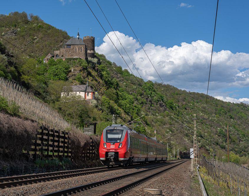Burg Bischofstein an der Mosel, Moselkern