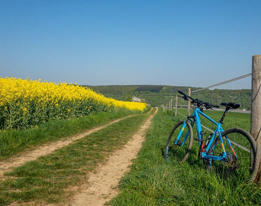 Fahrradtour, Koisdorf