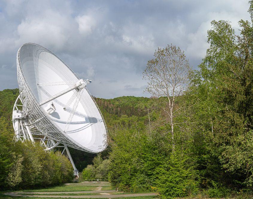 Radioteleskop, Effelsberg