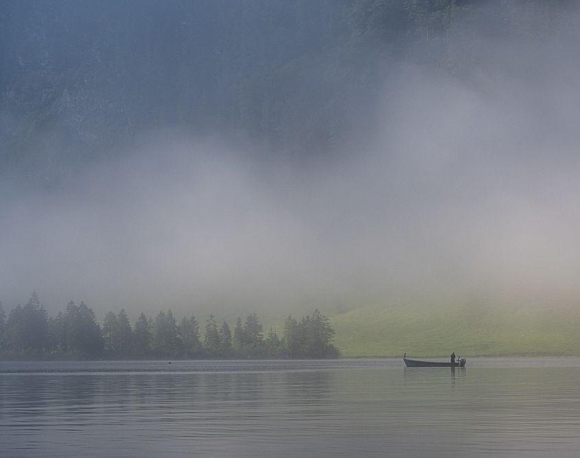 Der Fischer, Königssee