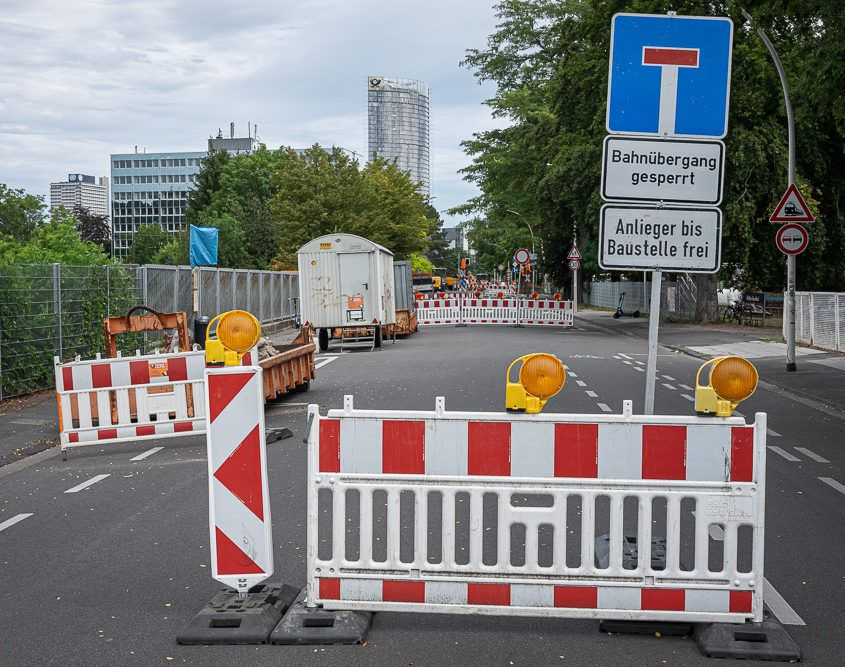 Gesperrt - aber richtig, Bonn