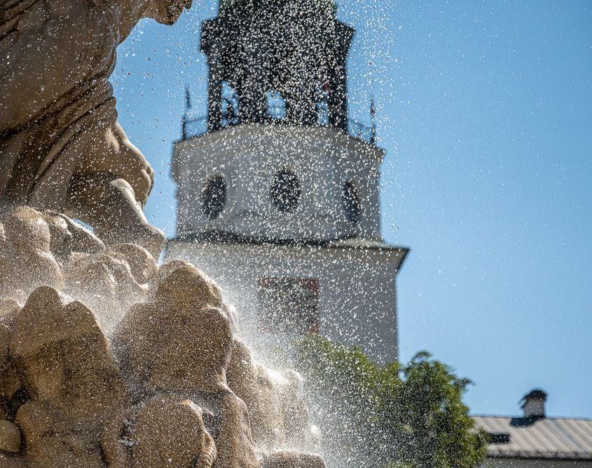 Sommer in der Stadt, Salzburg
