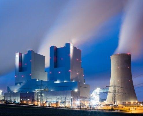 Deutschland - Kraftwerke