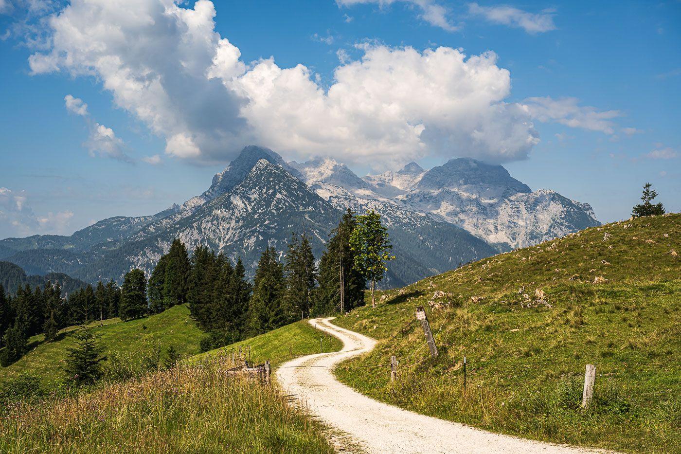 Jahresrückblick 2020 - August - Berchtesgadener Bergwelt