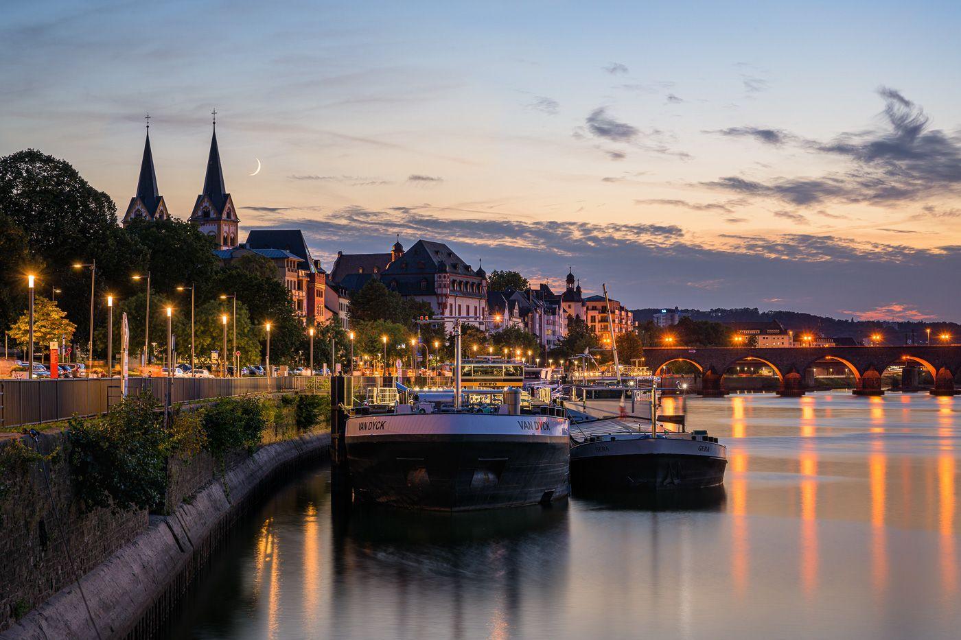 Jahresrückblick 2020 - September - Peter-Altmeier-Ufer in Koblenz