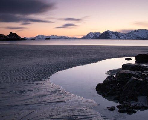 Fjordlandschaft in Norwegen