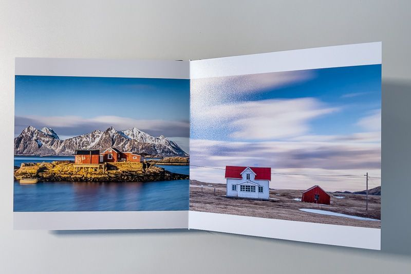 "Fotobuch ""Northscapes"""